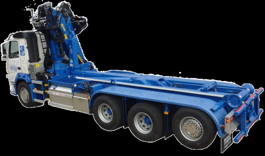 Bevako Truck Hydraulics hout- en recyclingkranen