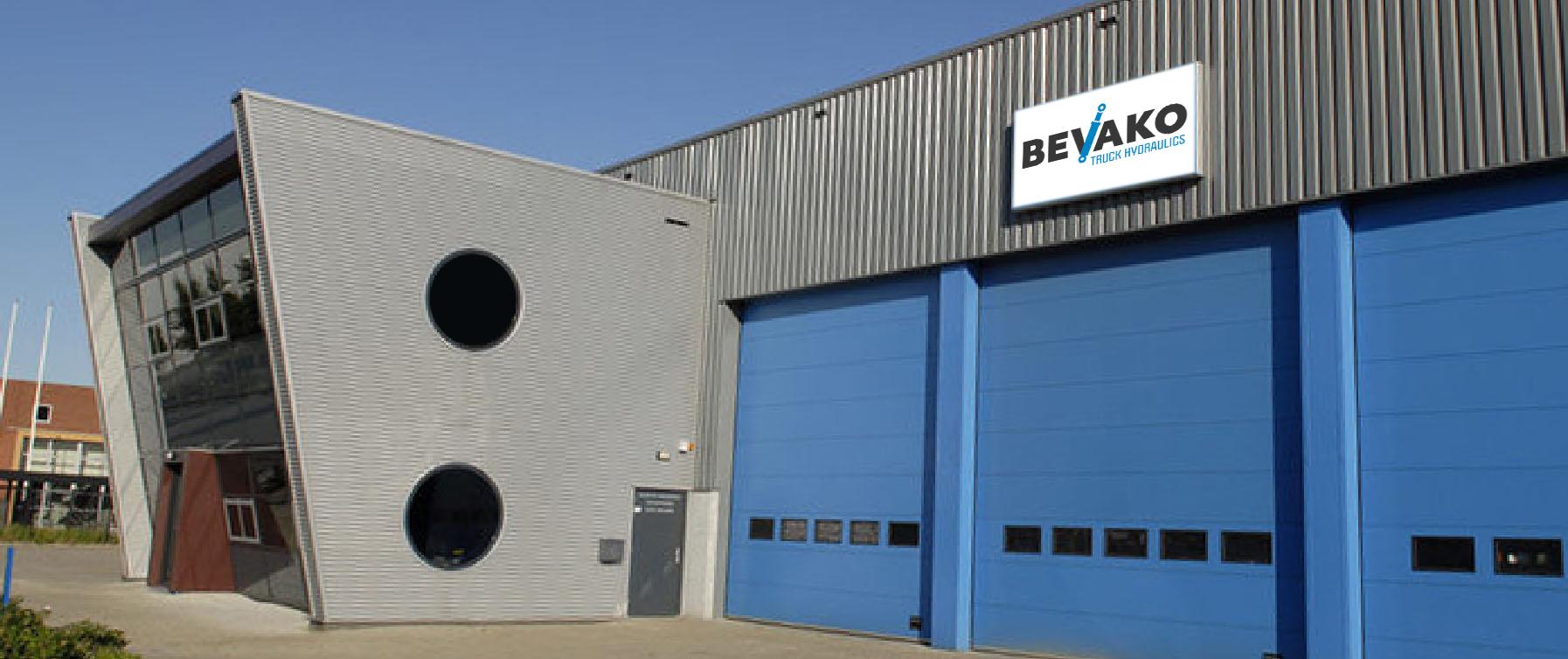 Bevako Truck Hydraulics diensten